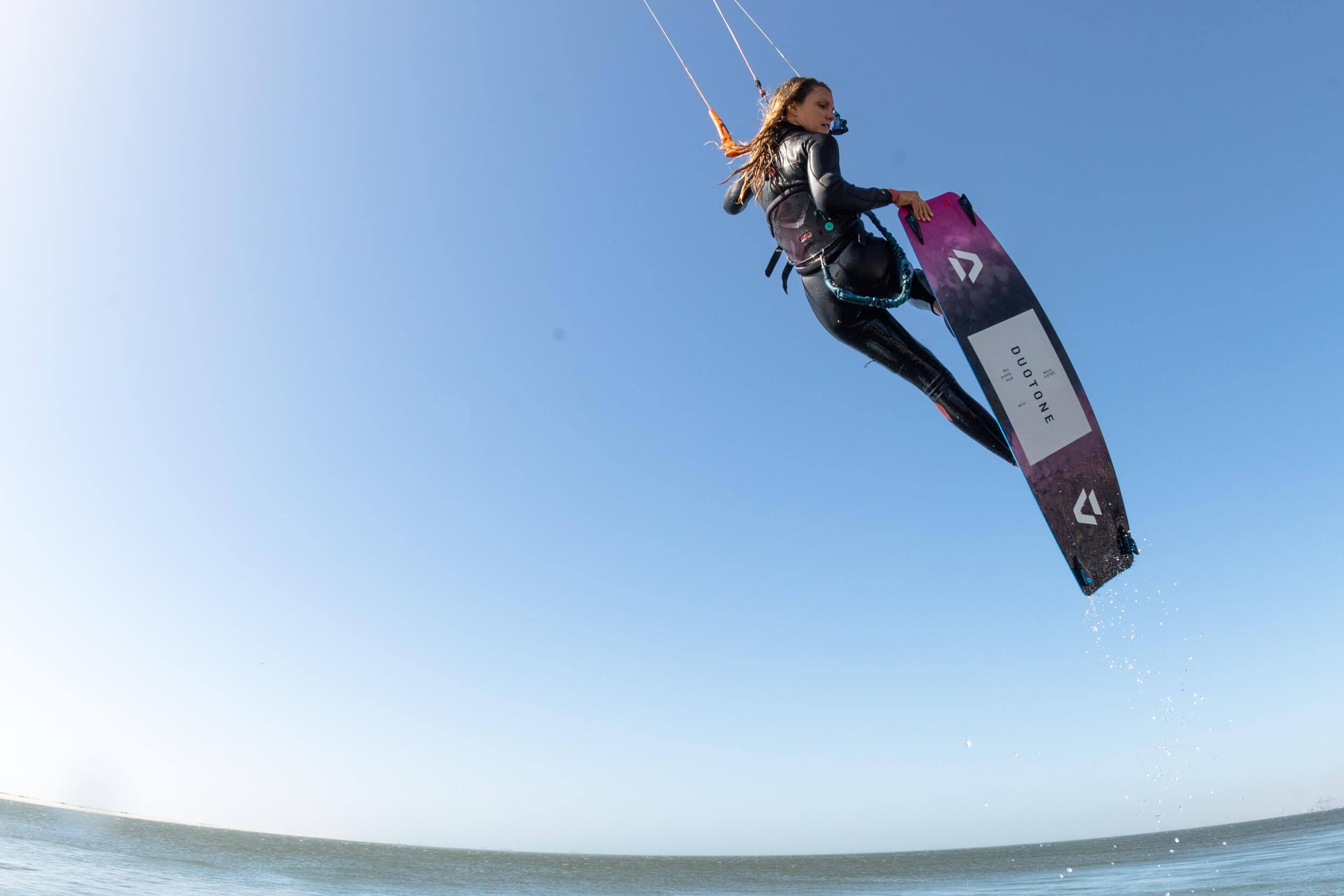 Duotone Kiteboarding Soleil Textreme 2020 Product Video
