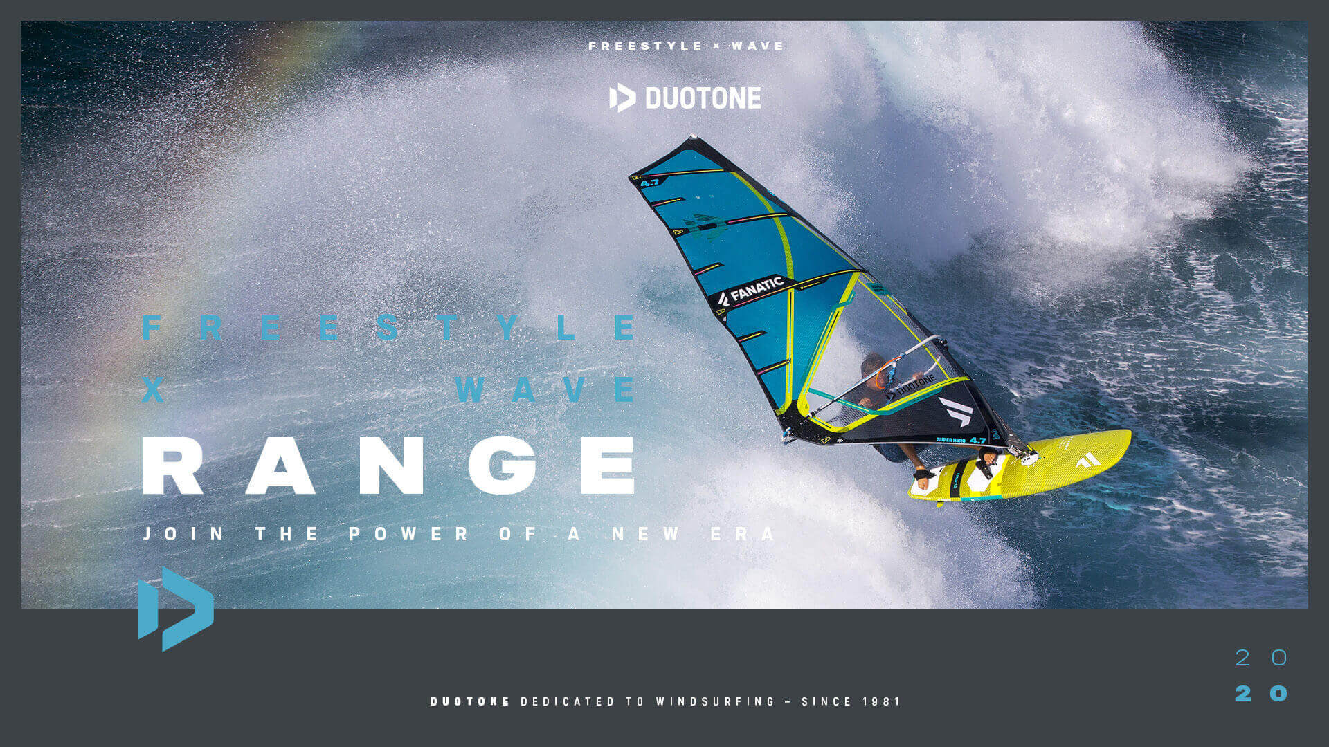 Duotone Windsurfing Freestyle Wave Range 2020 Video Kopie